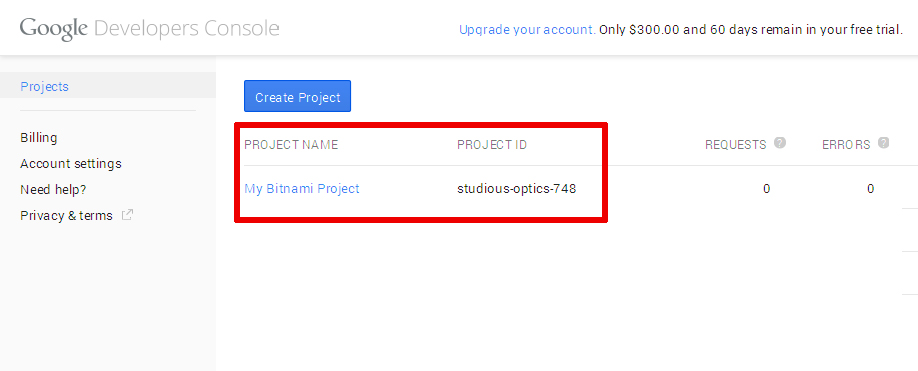 Host your Application in the Google Cloud with XAMPP and Bitnami